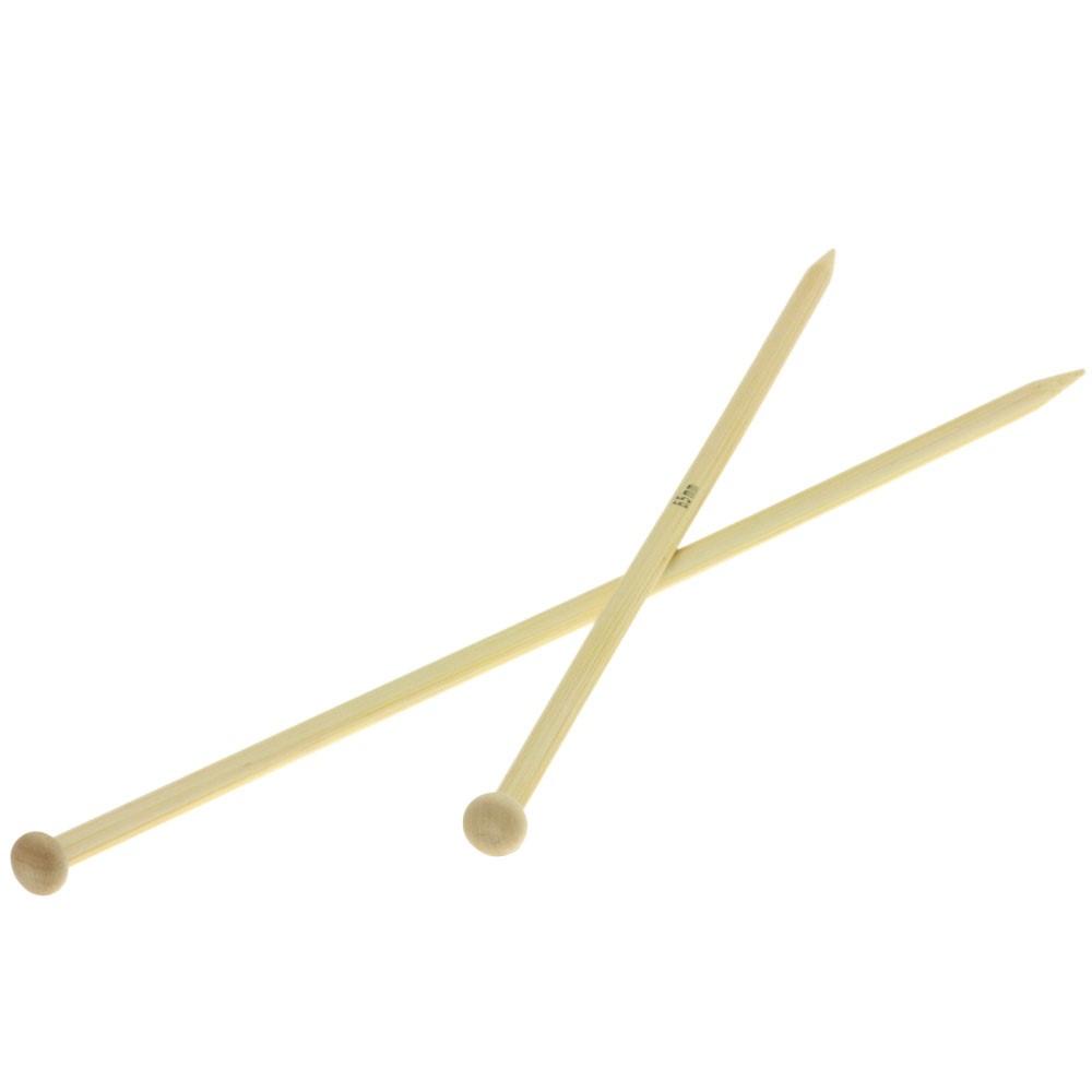 Lana Grossa Jackenstricknadel Bambus St. 6,5