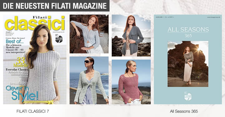 FILATI Classici 7 & All Seasons 365