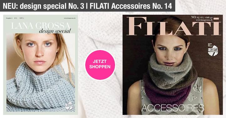 FILATI Accessoires No. 14 & design special No. 3