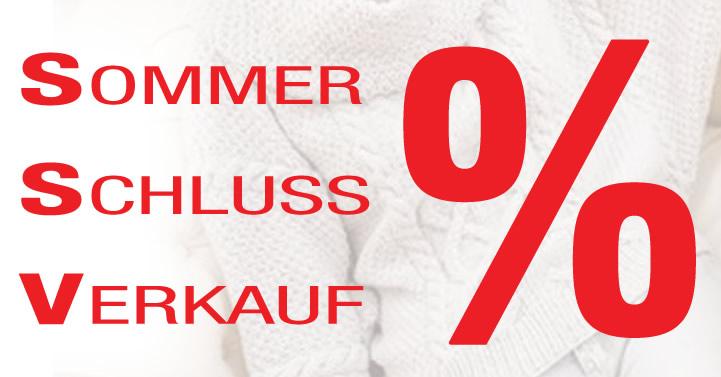 FILATI Sommerschlussverkauf