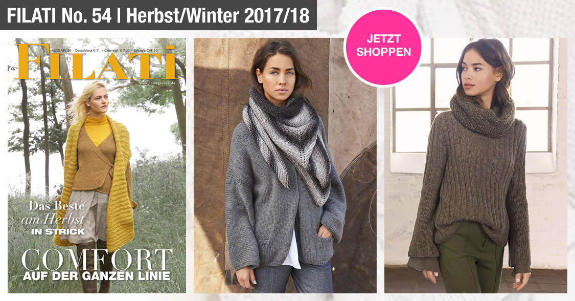 Lana Grossa FILATI No. 54 (Herbst/Winter 2017/18)